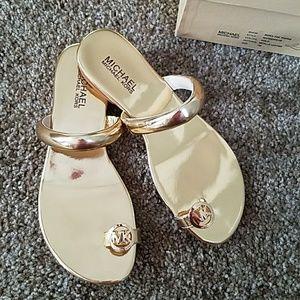 NWOT Michael Kors sandals
